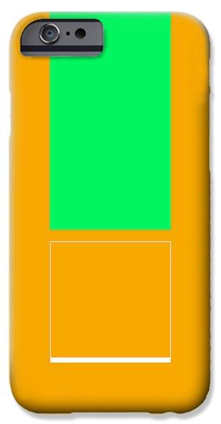 Mopu iPhone Case by Naxart Studio