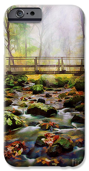 Morning Light iPhone Case by Darren Fisher