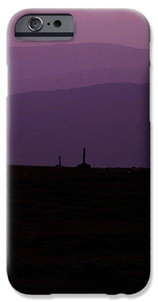 Mount Washington New Hampshire - Auto Road iPhone Case by Erin Paul Donovan