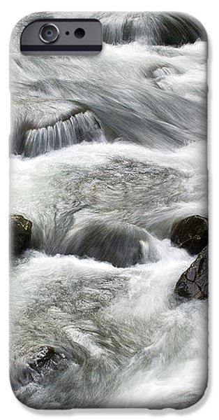 Mountain Stream Smokies iPhone Case by Rich Franco