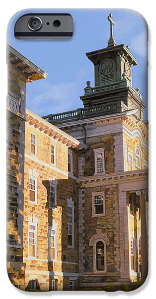 Mt St.Mary Academy iPhone Case by Guido Borelli