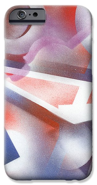 Music of the Spheres iPhone Case by Hakon Soreide