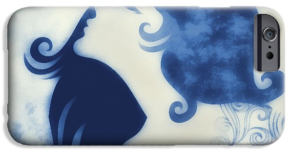 Inner Self iPhone Cases - My Prince Will Come For Me 2 iPhone Case by Angelina Vick