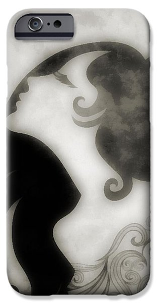 My Prince Will Come For Me 3 iPhone Case by Angelina Vick