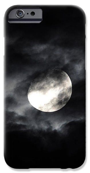 Mystic Moon iPhone Case by Al Powell Photography USA