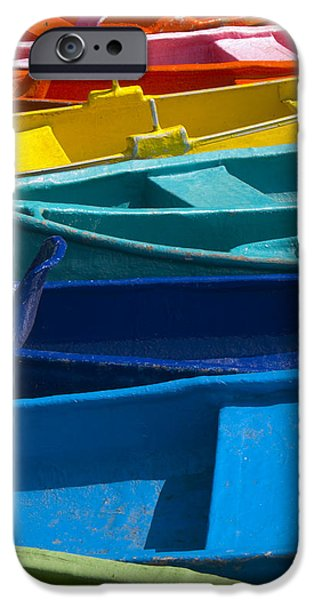 Vibrant iPhone Cases - Nanciyaga iPhone Case by Skip Hunt