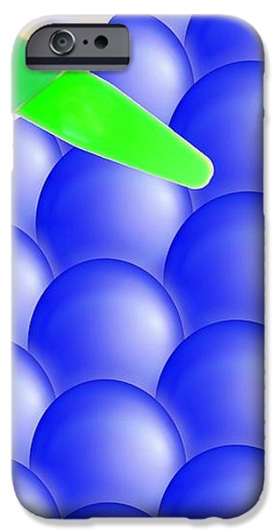Nano-science, Conceptual Image iPhone Case by Gombert, Sigrid