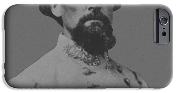 Warrior iPhone Cases - Nathan Bedford Forrest iPhone Case by War Is Hell Store