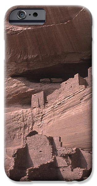 Native American Ruins iPhone Case by Dirk Wiersma