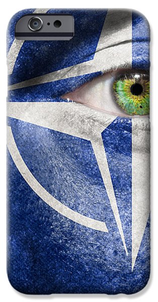 NATO iPhone Case by Semmick Photo