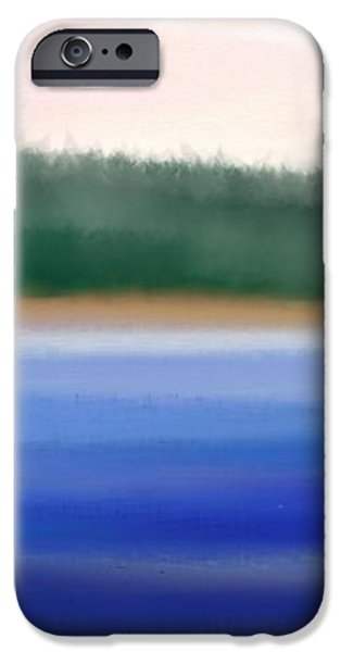 Nature Untouched iPhone Case by Gina Lee Manley