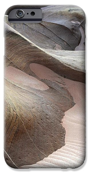 Nature's Artistry In Stone iPhone Case by Bob Christopher