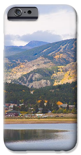 Nederland Colorado Scenic Autumn View Boulder County iPhone Case by James BO  Insogna
