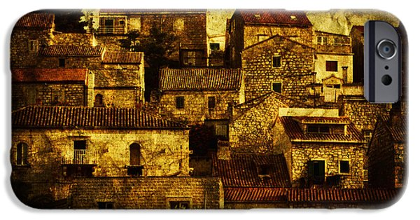 House iPhone Cases - Neighbourhood iPhone Case by Andrew Paranavitana