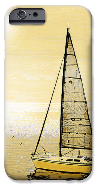 New Dawn iPhone Case by Artist and Photographer Laura Wrede