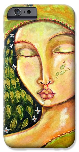 New Life iPhone Case by Shiloh Sophia McCloud