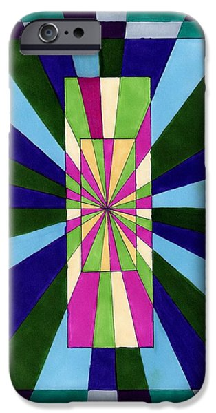 New Perspectives II iPhone Case by Lesa Weller