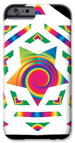 New Star 2a iPhone Case by Eric Edelman
