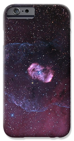 Ngc 6164, A Bipolar Nebula iPhone Case by Don Goldman