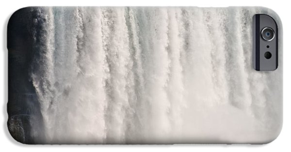 Niagara Falls iPhone Cases - Niagara Falls iPhone Case by Steve Gadomski