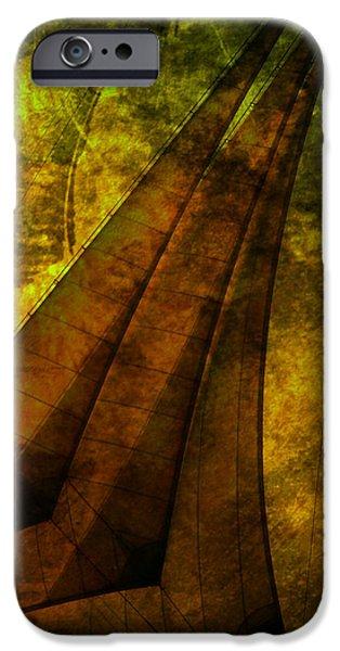 Night Sailing iPhone Case by Susanne Van Hulst