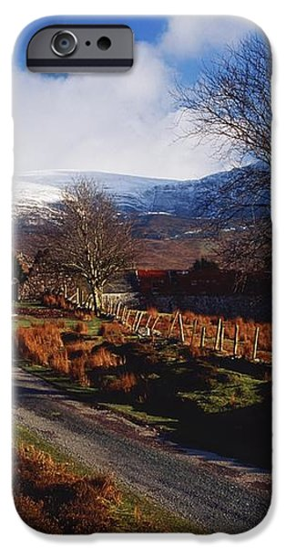 Nire Valley Drive, County Waterford iPhone Case by Richard Cummins