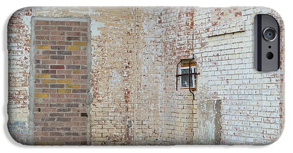 Business Photographs iPhone Cases - No Admittance iPhone Case by Nikki Marie Smith