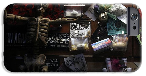 Voodoo Shop iPhone Cases - NO corner store iPhone Case by Rdr Creative