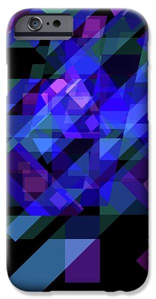 No Illusions iPhone Case by Lynda Lehmann