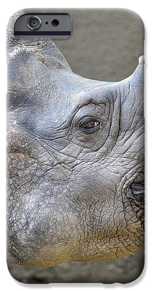No One Ever Listens iPhone Case by Fraida Gutovich