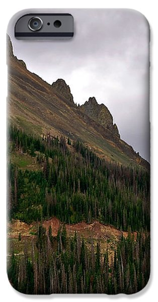 Nokhu Crags Colorado iPhone Case by Michael Kirsh