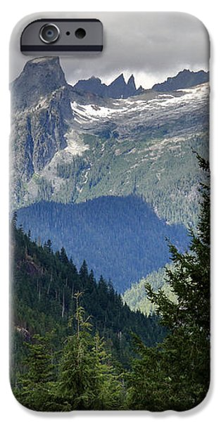 North Cascades National Park iPhone Case by Pierre Leclerc Photography