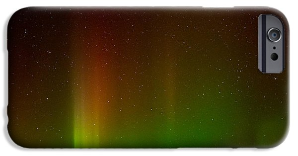 Aurora iPhone Cases - Northern Lights iPhone Case by Cale Best