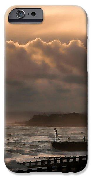 November storm iPhone Case by Sharon Lisa Clarke