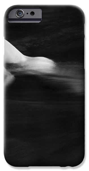 Nude Woman in River iPhone Case by Monica and Michael Sweet - Printscapes