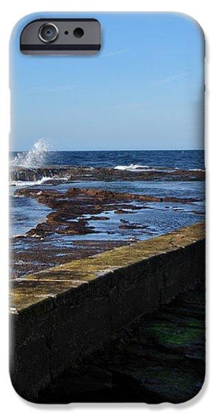 Ocean View iPhone Case by Kaye Menner