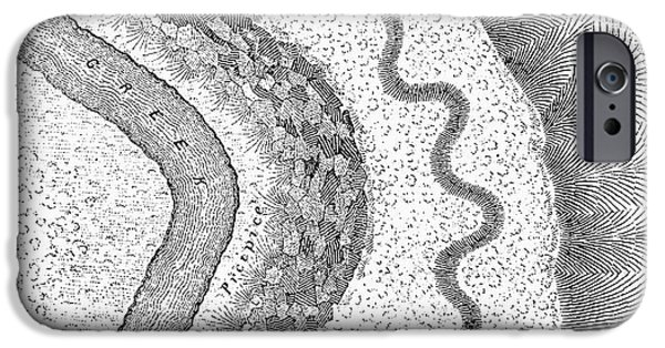 Recently Sold -  - Creek iPhone Cases - Ohio: Great Serpent Mound iPhone Case by Granger