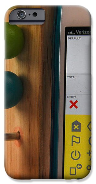 Old & New Ways Of Math iPhone Case by Photo Researchers, Inc.