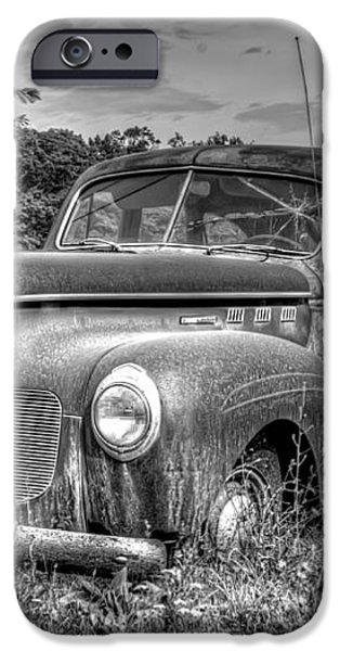Old DeSoto iPhone Case by Scott Norris