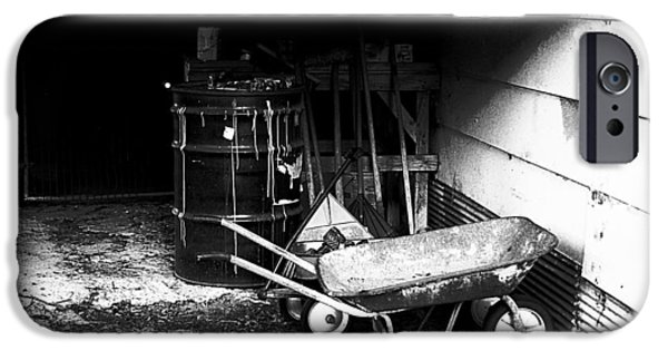 The White House Photographs iPhone Cases - Old Stuff iPhone Case by Ester  Rogers