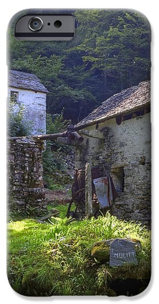 old watermill iPhone Case by Joana Kruse