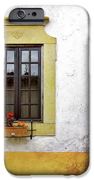 Old Window iPhone Case by Carlos Caetano