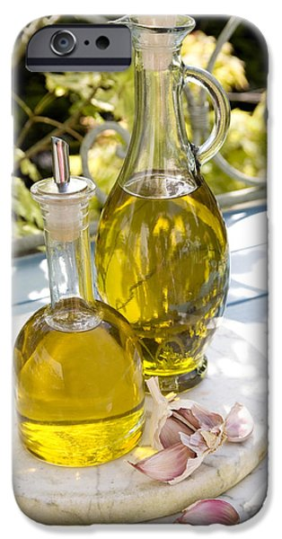 Olive Oil iPhone Case by Erika Craddock