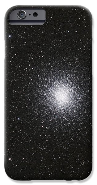 Omega Centauri Globular Star Cluster iPhone Case by Philip Hart