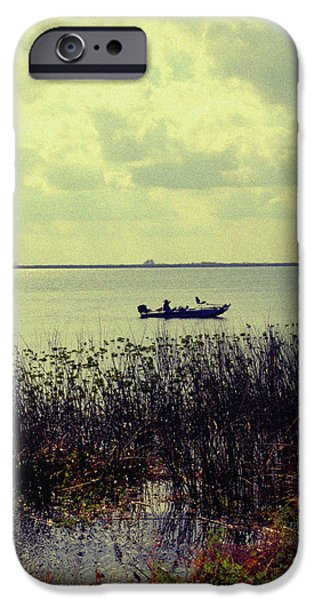 On a sunny Sunday afternoon iPhone Case by Susanne Van Hulst