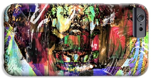 Faries iPhone Cases - On The Inside iPhone Case by Tisha McGee