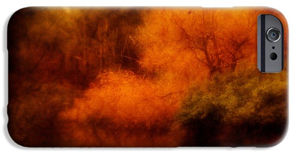 Blurred iPhone Cases - Opium iPhone Case by Andrew Paranavitana
