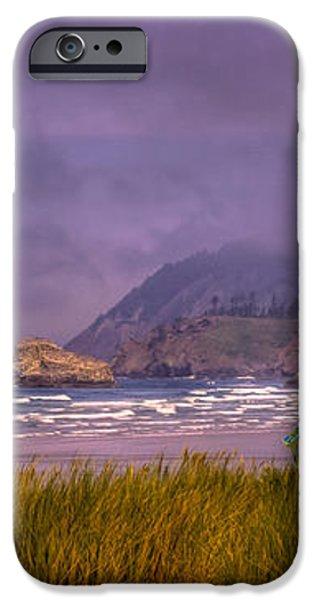 Oregon Seascape iPhone Case by David Patterson
