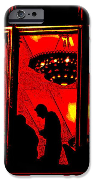 Our Specials Tonight Are... iPhone Case by Chuck Staley