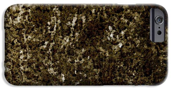 Mystifying iPhone Cases - Oxidation iPhone Case by Sandra Pena de Ortiz